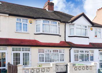 Thumbnail 3 bed terraced house for sale in Kynaston Road, Thornton Heath