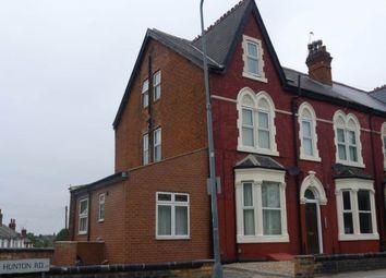 Thumbnail 1 bed flat to rent in Hunton Road, Erdington, Birmingham