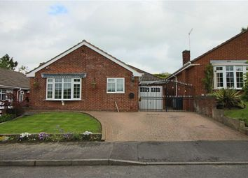 Thumbnail 3 bed detached bungalow for sale in Hunter Drive, Kilburn, Derbyshire