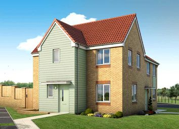 """Thumbnail 3 bed property for sale in """"The Barrett"""" at Milverton Road, Coventry"""