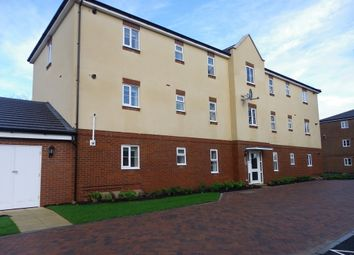 Thumbnail 2 bed flat to rent in Hansen Gardens, Hedge End, Southampton