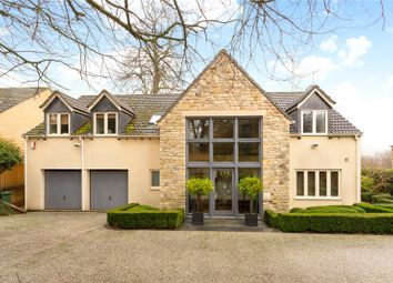 Thumbnail 4 bed detached house for sale in Bathampton Lane, Bathampton, Bath
