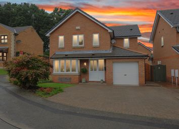 4 bed detached house for sale in Aviemore Close, New Whittington, Chesterfield S43