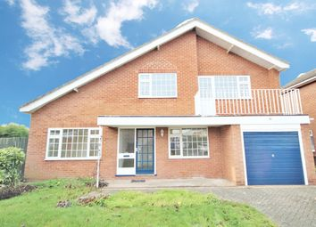 Thumbnail 3 bed detached house to rent in Holdon Croft, Rosliston, Swadlincote