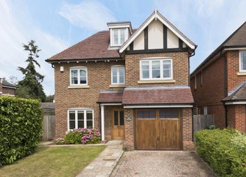 6 bed detached house to rent in Castle Road, Weybridge KT13