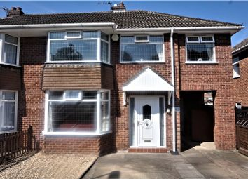 Thumbnail 4 bed semi-detached house for sale in Brookfield Road, Grimsby