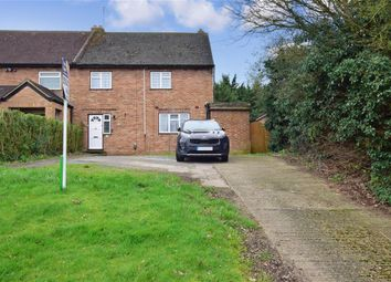 Thumbnail 3 bed semi-detached house for sale in Moreton Road, Ongar, Essex