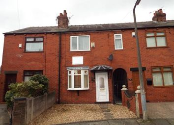 Thumbnail 2 bed terraced house for sale in Gaynor Avenue, Haydock, St. Helens, Merseyside