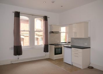 Thumbnail 1 bed flat to rent in Eaton Crescent, Uplands, Swansea