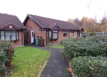 Thumbnail 2 bedroom bungalow for sale in Deepwood Close, Walsall, West Midlands