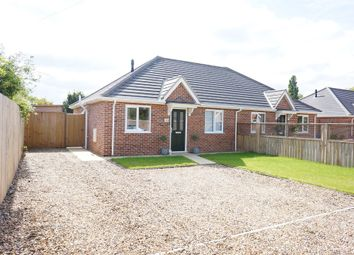 Thumbnail 2 bedroom detached bungalow for sale in Loddon Road, Ditchingham, Bungay