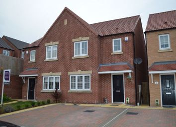 Thumbnail Semi-detached house for sale in Woodhall Mews, Wakefield