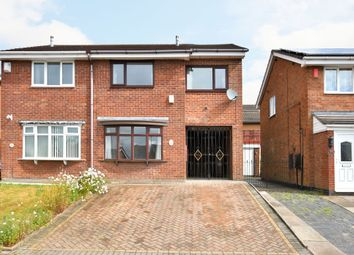 Thumbnail 3 bed semi-detached house to rent in Forrister Street, Longton, Stoke On Trent