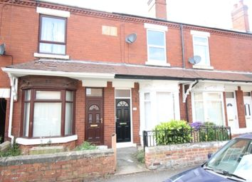 Thumbnail 2 bedroom terraced house for sale in Elms Road, Worksop