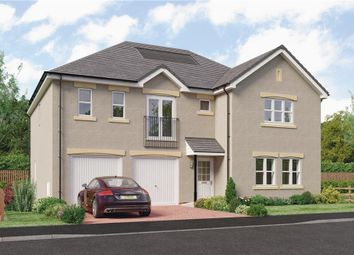 "Thumbnail 5 bedroom detached house for sale in ""Montgomery"" at Burdiehouse Road, Edinburgh"