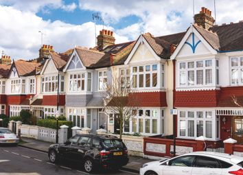 Thumbnail 3 bed terraced house for sale in Nella Road, Hammersmith, London