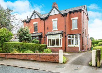 Thumbnail 6 bedroom semi-detached house for sale in Tulketh Road, Ashton-On-Ribble, Preston