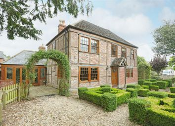 Thumbnail 4 bed detached house for sale in Netherstreet, Bromham, Chippenham