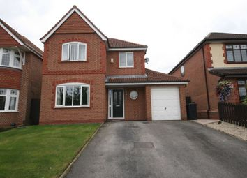 Thumbnail 4 bed detached house to rent in Broadfields, Norton, Runcorn