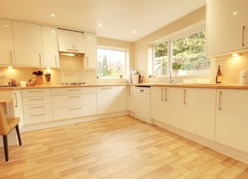 Thumbnail 4 bed detached bungalow for sale in Epping Road, Roydon, Harlow