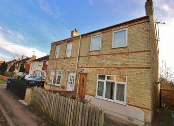 Thumbnail 3 bed end terrace house to rent in Butt Lane, Milton, Cambridge
