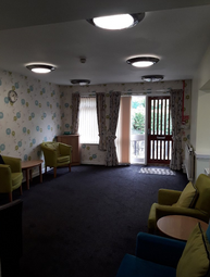 Thumbnail 1 bed flat to rent in St Stephens Court, Shieldborn Drive, Harpurhey, Manchester