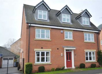 Thumbnail 5 bedroom detached house for sale in Highfields Park Drive, Darley Abbey, Derby