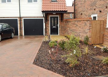 Thumbnail 2 bed flat to rent in Potters Way, Poringland, Norwich