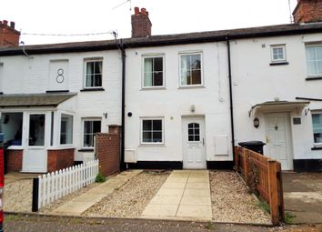 Thumbnail 2 bed terraced house for sale in School Road, Necton, Swaffham