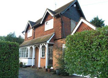 Thumbnail Detached house for sale in Elstree Road, Bushey Heath, Bushey