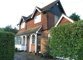 Thumbnail 4 bed detached house for sale in Elstree Road, Bushey Heath, Bushey