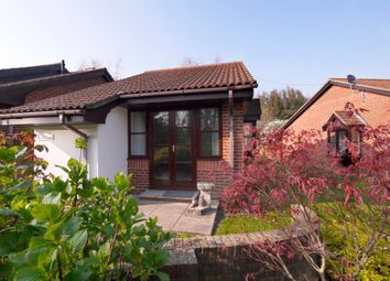 Thumbnail 2 bed terraced bungalow for sale in Pyrford Mews, Belmore Lane, Lymington, Hampshire
