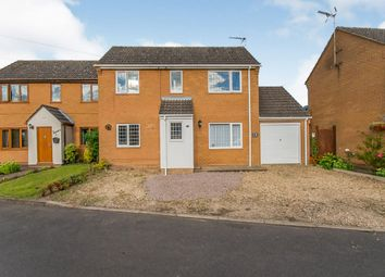 Thumbnail 2 bed semi-detached house for sale in Horse-Shoe Corner, Wisbech