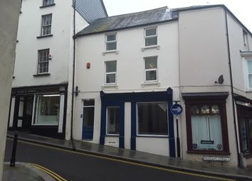 Thumbnail Terraced house to rent in Market Street, Haverfordwest, Pembrokeshire