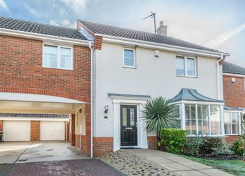 Thumbnail 4 bed semi-detached house for sale in Watson Way, Marston Moretaine