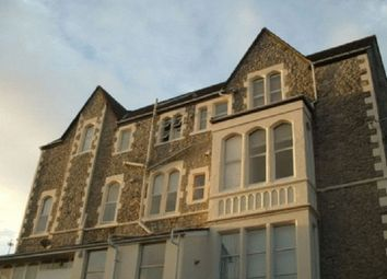 Thumbnail 2 bed flat to rent in Netherleigh Mansions, 5 Shrubbery Road, Weston-Super-Mare
