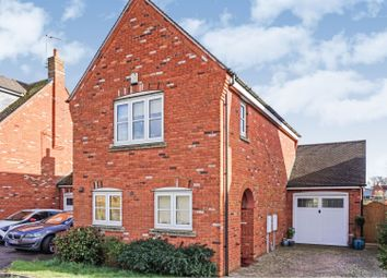 Thumbnail 3 bed detached house for sale in Thenford Road, Middleton Cheney, Banbury