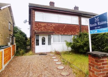 Thumbnail 3 bed semi-detached house to rent in Palm Avenue, Armthorpe, Doncaster