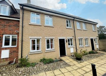 Thumbnail 3 bed town house to rent in Freeman Terrace, Ramsey, Huntingdon