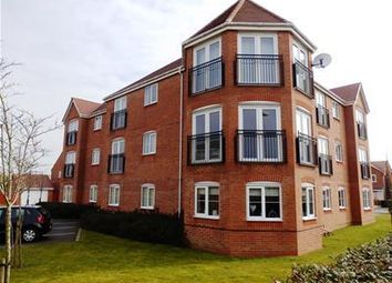Thumbnail 2 bed flat for sale in Knights Road, Nuneaton