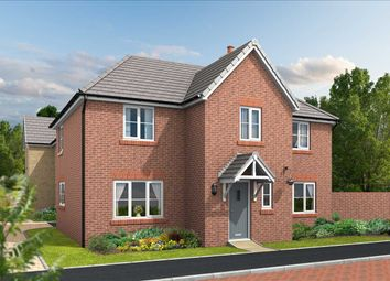 Thumbnail 4 bed detached house for sale in Sidings Close, Cam