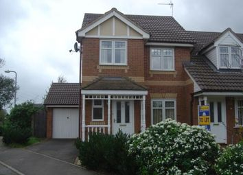 Thumbnail 3 bedroom semi-detached house to rent in Ryehill Close, Irthlingborough