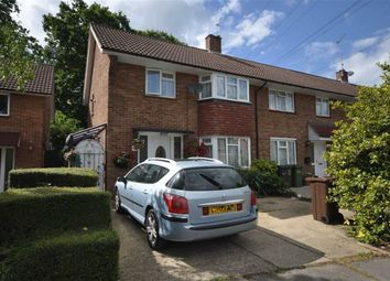 Thumbnail 3 bed end terrace house for sale in Claremont, Bricket Wood, St.Albans