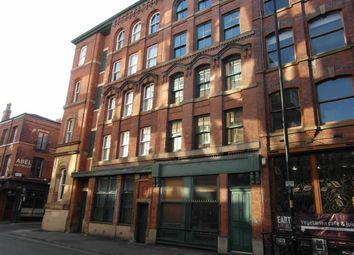 Thumbnail 1 bed flat to rent in 22 Turner Street, Northern Quarter, Manchester