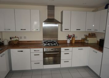 Thumbnail 2 bed flat for sale in 24 Onyx Crescent, Leicester
