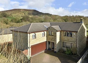 Thumbnail 6 bed detached house for sale in Mount View Road, Hepworth, Holmfirth, West Yorkshire