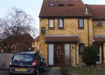 Thumbnail 2 bed semi-detached house to rent in Badgers Close, Hayes, Middlesex
