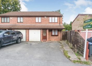 Thumbnail 3 bed semi-detached house for sale in Holly Drive, Acocks Green, Birmingham, West Midlands