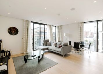 Thumbnail 2 bed flat for sale in 3 Merchant Square, London