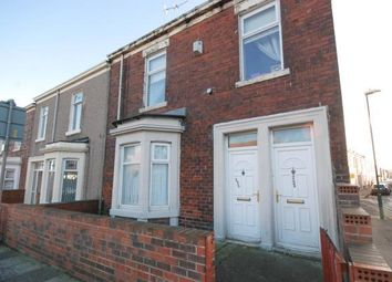 Thumbnail 1 bed flat to rent in Victoria Road East, Hebburn